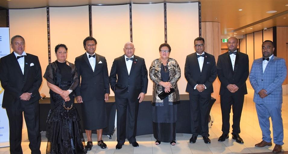 Prime Minister Honourable Josaia Voreqe Bainimarama gala dinner 1