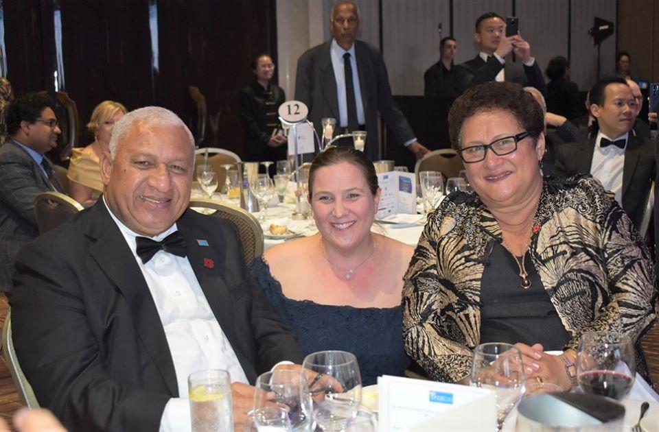Prime Minister Honourable Josaia Voreqe Bainimarama gala dinner 2