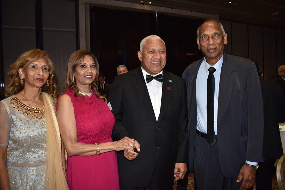 Prime Minister Honourable Josaia Voreqe Bainimarama gala dinner 4