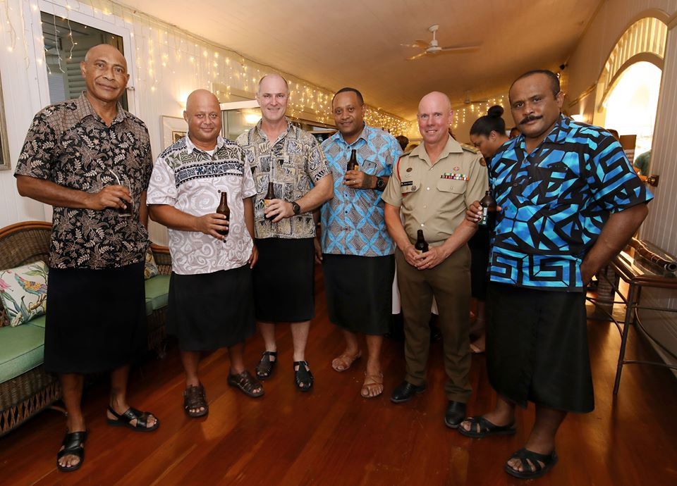Fiji acknowledged for support of Australia Fiji High Commission Canberra News 13