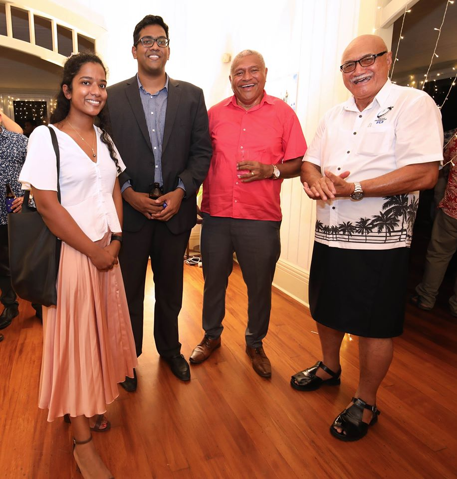 Fiji acknowledged for support of Australia Fiji High Commission Canberra News 5