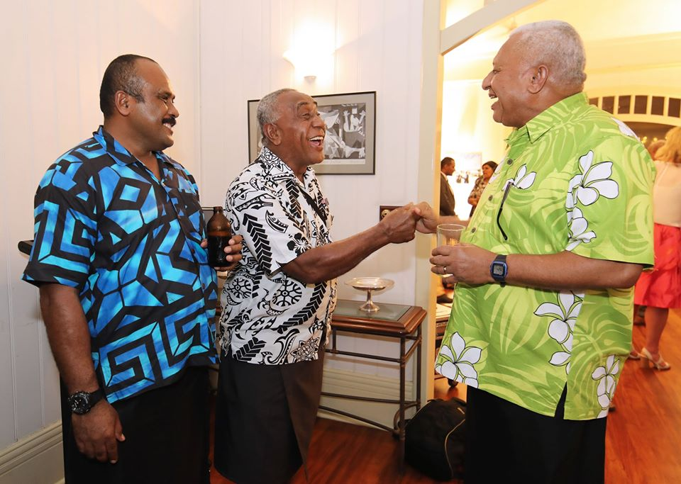 Fiji acknowledged for support of Australia Fiji High Commission Canberra News 6