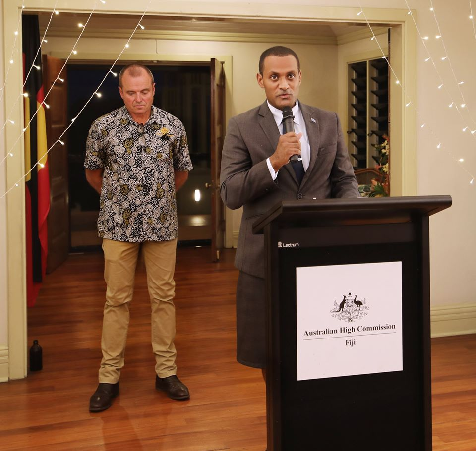 Fiji acknowledged for support of Australia Fiji High Commission Canberra News 8
