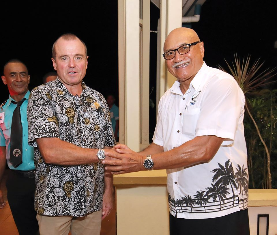 Fiji acknowledged for support of Australia Fiji High Commission Canberra News