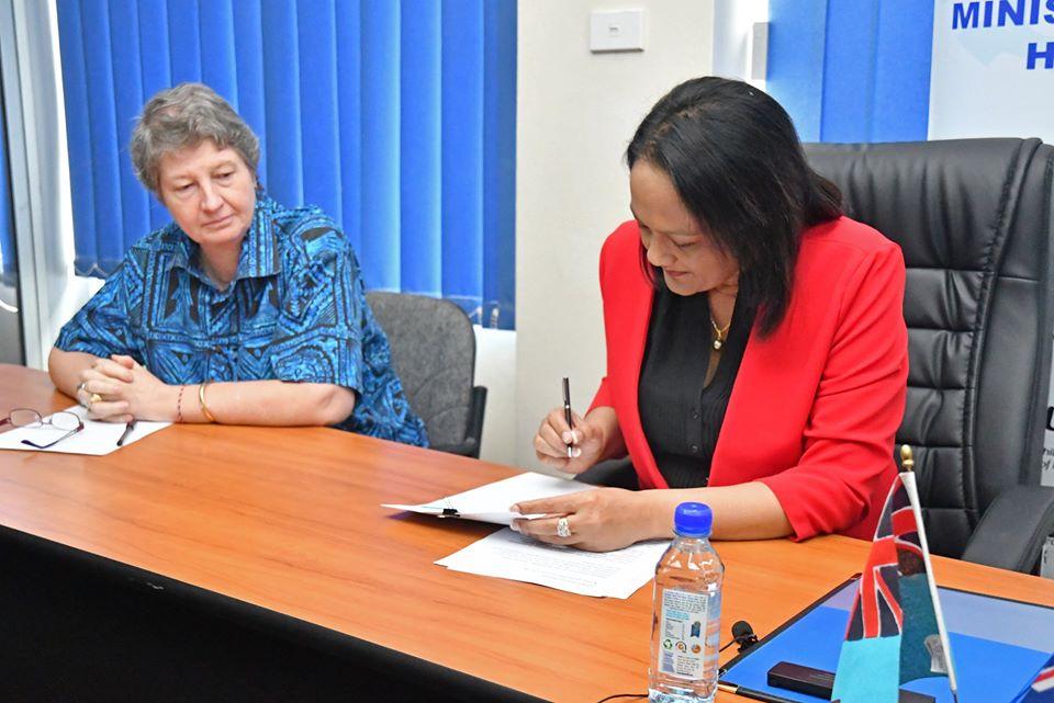 fiji school girls scholarship to australia fiji high commission canberra news 3