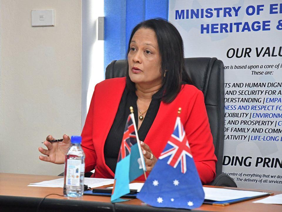 fiji school girls scholarship to australia fiji high commission canberra news 4